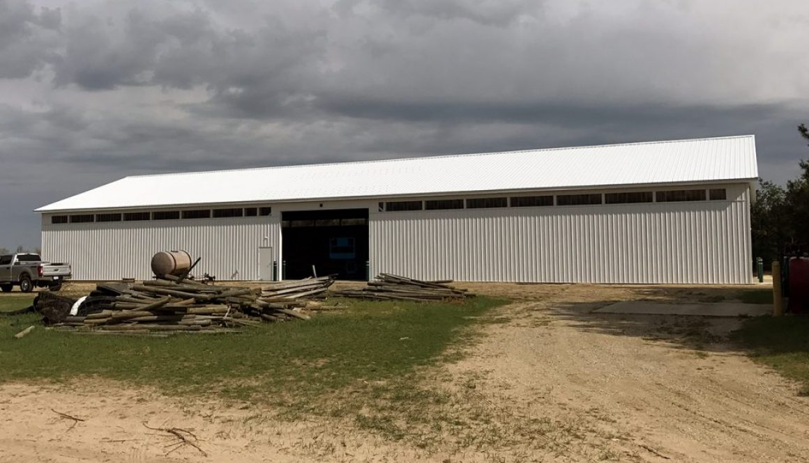 MSU-Equipment Storage Building Updates