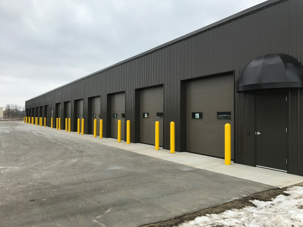 vehicle-storage-building